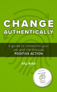 Change Authentically Book Cover