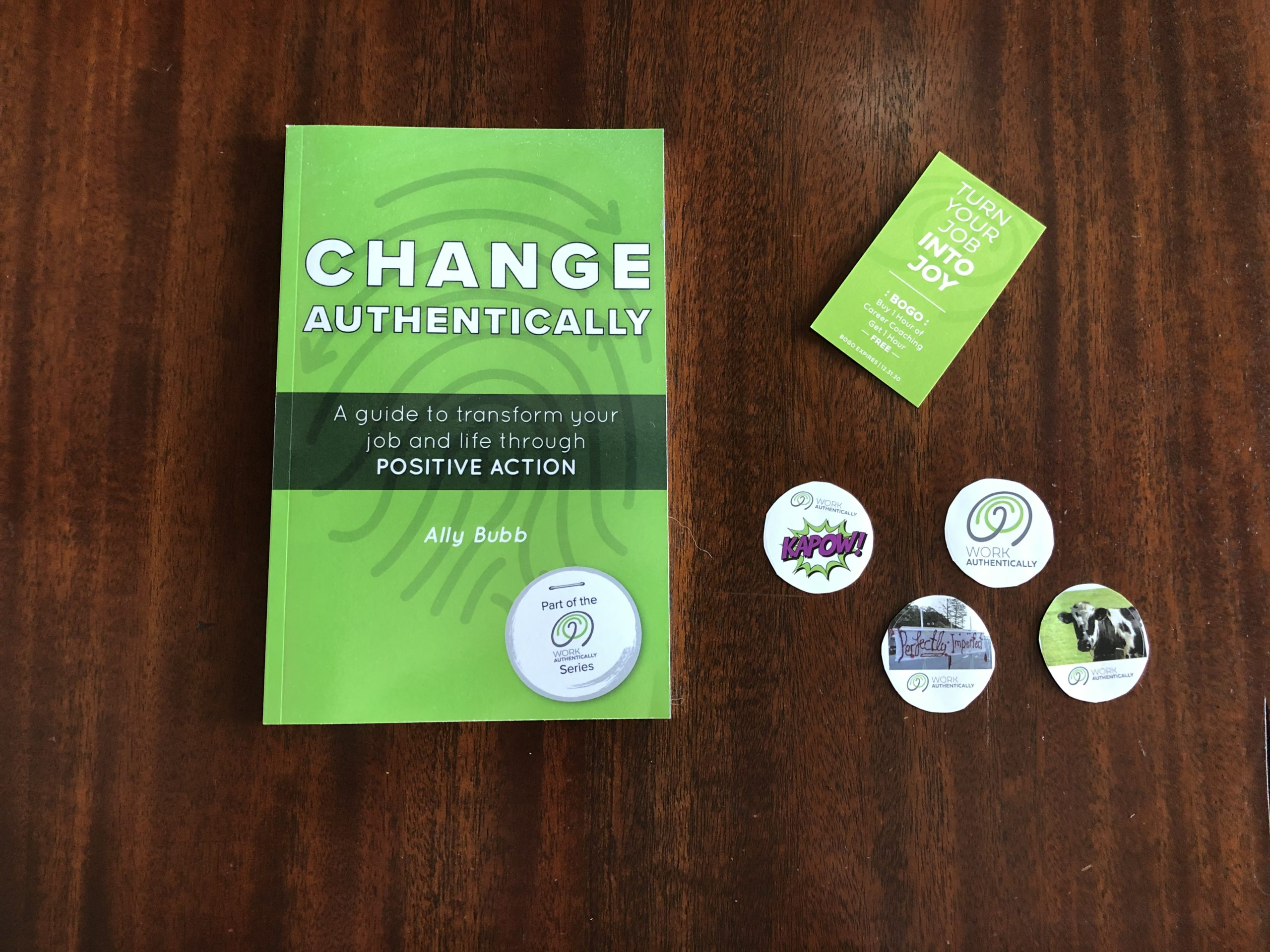 Change Authentically Collectors Edition
